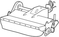 Rotierende Mäher 5556