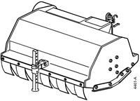 Rotierende Mäher 5956